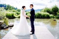 Hochzeit Jacqueline und Oliver Ankunft Location und Brautpaarshooting Farbe-193