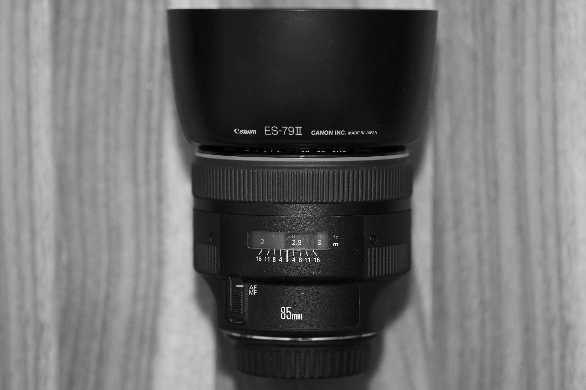 Canon 85 1.2
