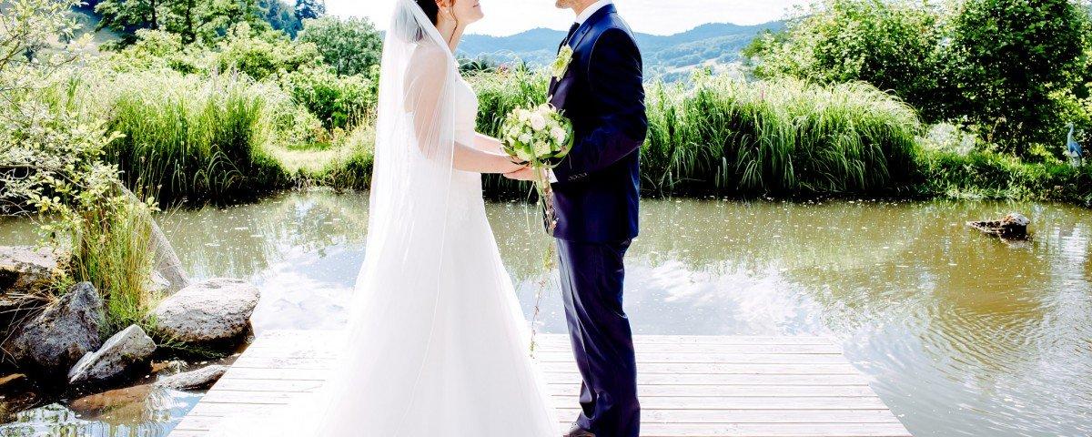 Hochzeit auf dem Hofgut Hohenstein