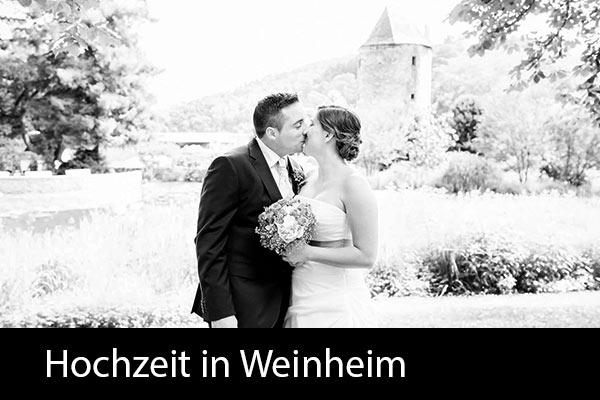 Hochzeit in Weinheim