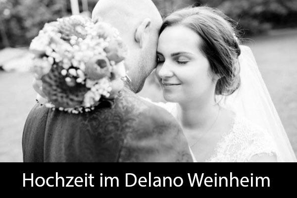 Hochzeit im Delano Weinheim
