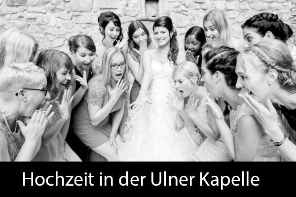 Hochzeit in der Ulner Kapelle Weinheim